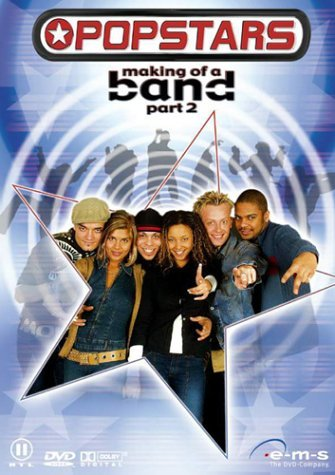 Popstars - The Making Of A Band Part 2 -- via Amazon Partnerprogramm