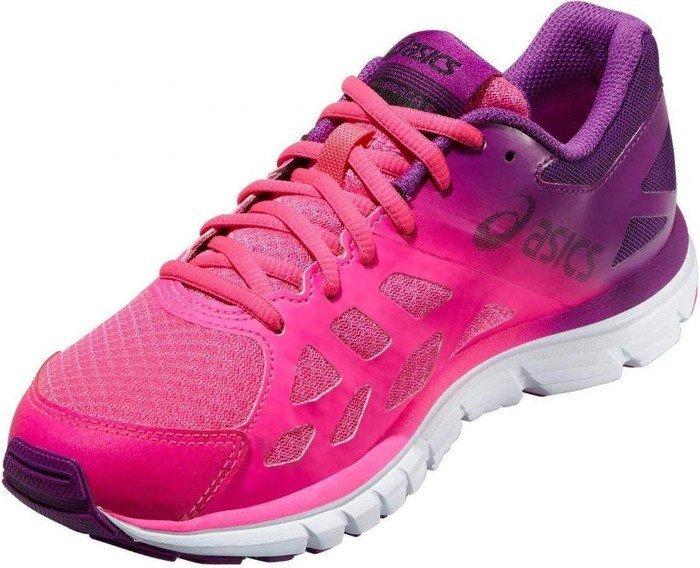 Asics GEL-ZARACA 3 Damen Traillaufschuhe, Violett (3605-Purple/Lime/Dark Purple), 37 EU (5 Damen UK)