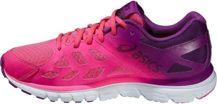 Asics GEL-ZARACA 3, Damen Traillaufschuhe, Violett (3605-Purple/Lime/Dark Purple), 36 EU (3.5 UK)