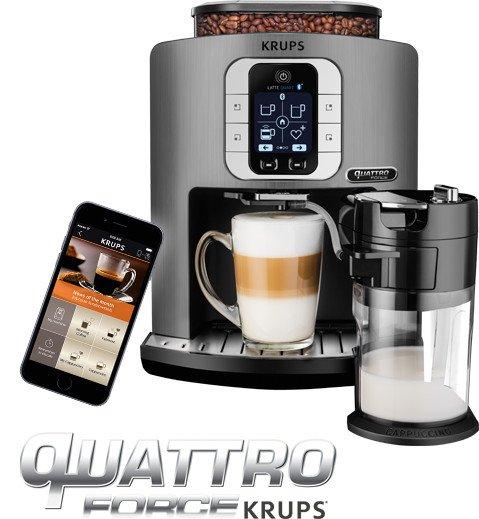 Krups EA 860E Latte Smart