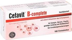 Cefak Cefavit B-complete Filmtabletten, 100 Stück