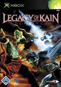 Legacy of Kain: Defiance (niemiecki) (Xbox)