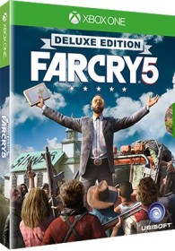 Far Cry 5 - Deluxe Edition (Xbox One)