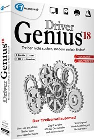 Avanquest Driver Genius 18 (deutsch) (PC)