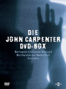 John Carpenter Box (3 DVDs)