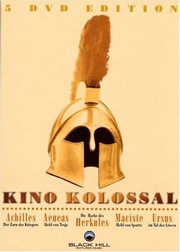 Kino Kolossal (5er Box) -- via Amazon Partnerprogramm