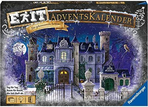 Ravensburger Exit Adventskalender 2019 (18941) -- via Amazon Partnerprogramm