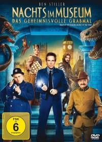 Nachts im Museum 3 - Das geheimnisvolle Grabmal (DVD)