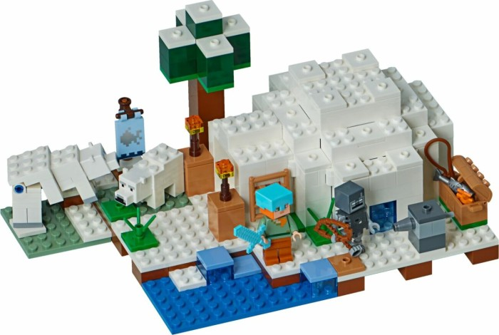 LEGO® Minecraft 21142 Eisiglu /& 0.-€ Versand /& NEU /& OVP !