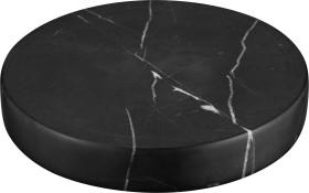 Sandberg Marble Stone Charger schwarz (441-31)