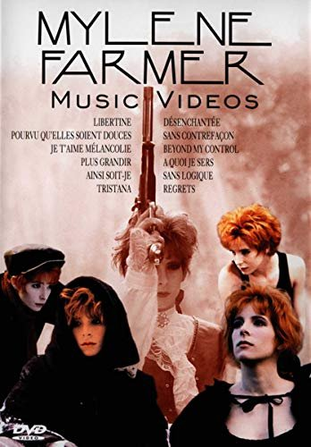 Mylene Farmer - Music Videos 1 -- via Amazon Partnerprogramm