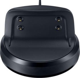 Samsung EP-YB360BB Ladeschale für Gear Fit 2 schwarz