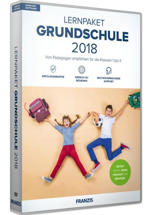 Franzis Lernpaket Grundschule 2018 (deutsch) (PC)