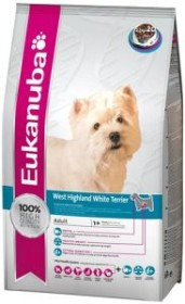 Eukanuba Adult West Highland white Terrier 2.5kg