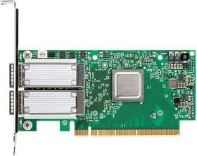 Mellanox ConnectX-5 Ex VPI 100G, 2x QSFP28/InfiniBand, PCIe 4.0 x16 (MCX556A-EDAT)
