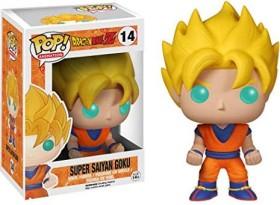 FunKo Pop! Animation: Dragonball Z - Super Saiyan Goku (3807)