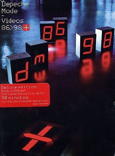 Depeche Mode - The Videos -- via Amazon Partnerprogramm