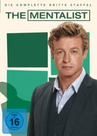 The Mentalist Season 3 (DVD)