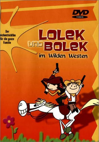 Lolek & Bolek - Im Wilden Westen -- via Amazon Partnerprogramm