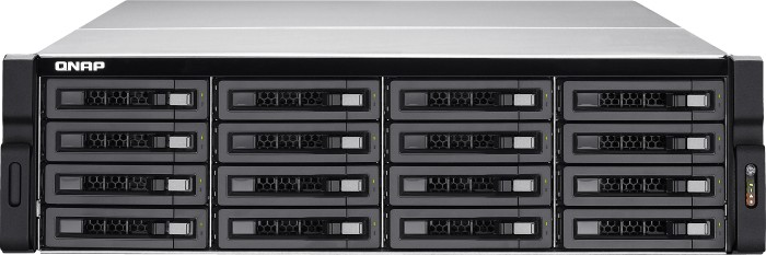 QNAP Turbo Station TS-EC1680U-E3-4GE-R2 32TB, 4x Gb LAN, 3HE
