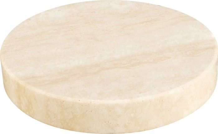 Sandberg Marble Stone Charger beige (441-33)