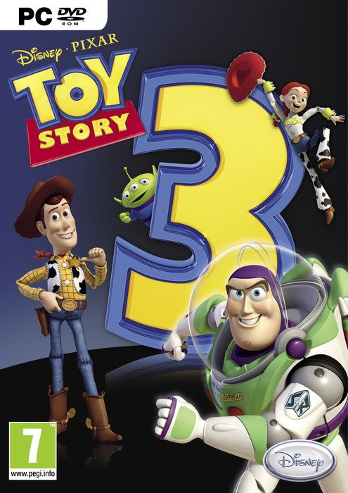 Toy Story 3 (German) (PC)