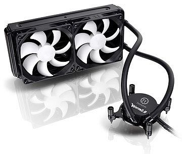 Thermaltake Water 2.0 Extreme (Sockel 1155/1156/1366/2011/FM1/AM2/AM2+/AM3) (CLW0217)