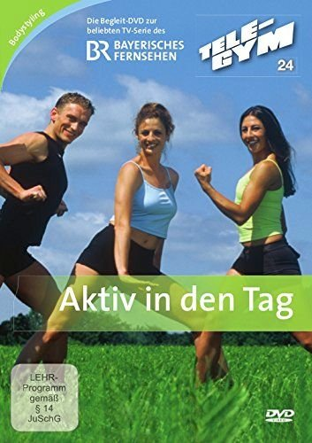 Tele-Gym: Aktiv in den Tag -- via Amazon Partnerprogramm