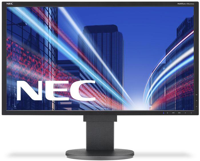 "NEC MultiSync EA223WM black, 22"" (60003294)"