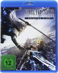 Final Fantasy 7 - Advent Children (Blu-ray)
