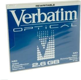 """Verbatim MO-Disk 5.25"""" RW 2.6GB 4x (91204)"""