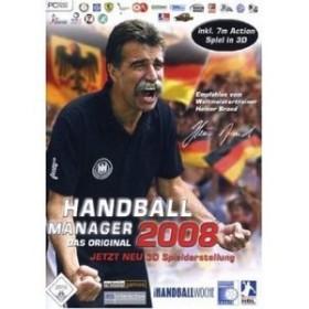 Handball Manager 2008 (PC)