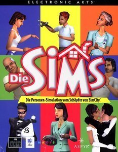 Die Sims (German) (MAC)
