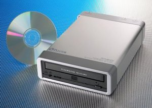 Plextor PlexWriter PX-W4824TU, 48x/24x/48x, Burn-Proof, USB 2.0