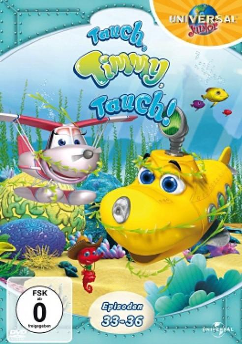 Tauch, Timmy, Tauch Vol. 9 (Folgen 33-36) -- via Amazon Partnerprogramm