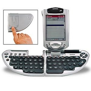 Saitek Slimline keyboard do iPAQ (102712)