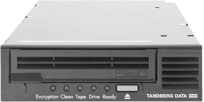 Tandberg LTO-6 HH Drive kit, 2.5/6.25TB, SAS 6Gb/s (3534-LTO)