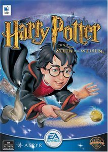 Harry Potter und der Stein der Weisen (German) (MAC)