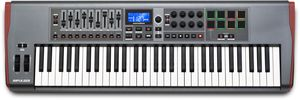 Novation Impulse 61 MIDI Controller Keyboard, USB