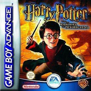 Harry Potter 2 und die Kammer des Schreckens (GBA)