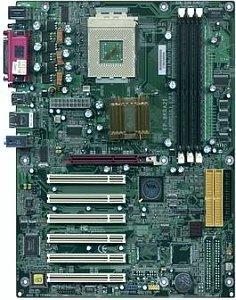 EPoX EP-8KRA2i, KT600 (PC-3200 DDR)