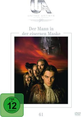 Der Mann in der eisernen Maske -- via Amazon Partnerprogramm