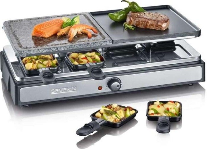 Severin Elektrogrill Kaufen : Severin raclette grill rg pizza meets raclette lidl