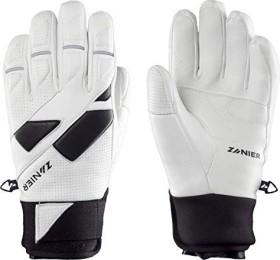 Zanier Speed Pro.td Skihandschuhe weiß/schwarz (30018-1020)
