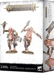 Games Workshop Warhammer Age of Sigmar - Sons of Behemat - Mancrusher Gargants (99120299063)