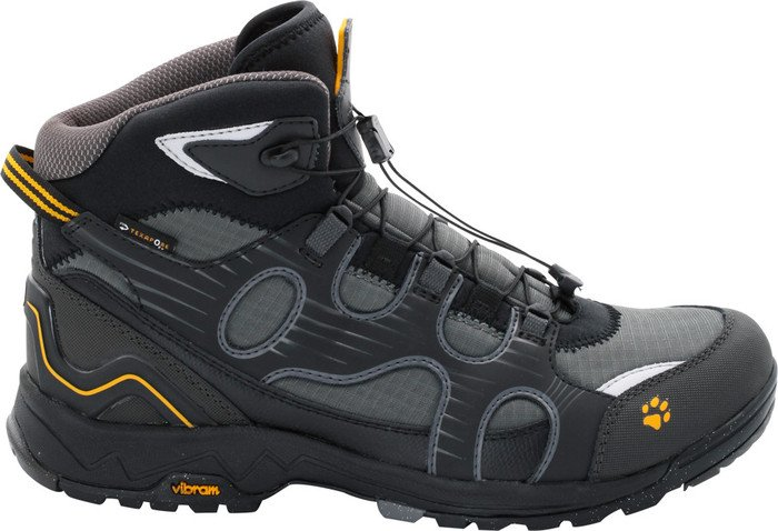 Jack Wolfskin Crosswind WT Texapore mid burly yellow xt (mens)