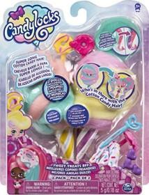 Spin Master Candylocks Beste Freundinnen Jilly Jelly und Donna Nut (6054719)