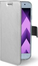 Celly Air for Samsung Galaxy A3 (2017) silver (AIR643SV)
