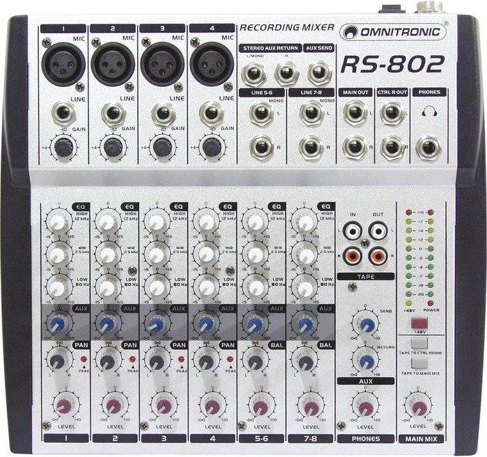 Omnitronic RS-802 (10040075)