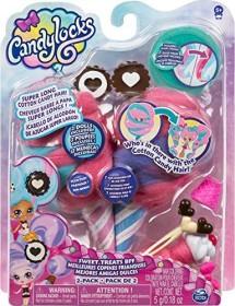 Spin Master Candylocks Beste Freundinnen Cora Crème und Charli Chip (6054718)